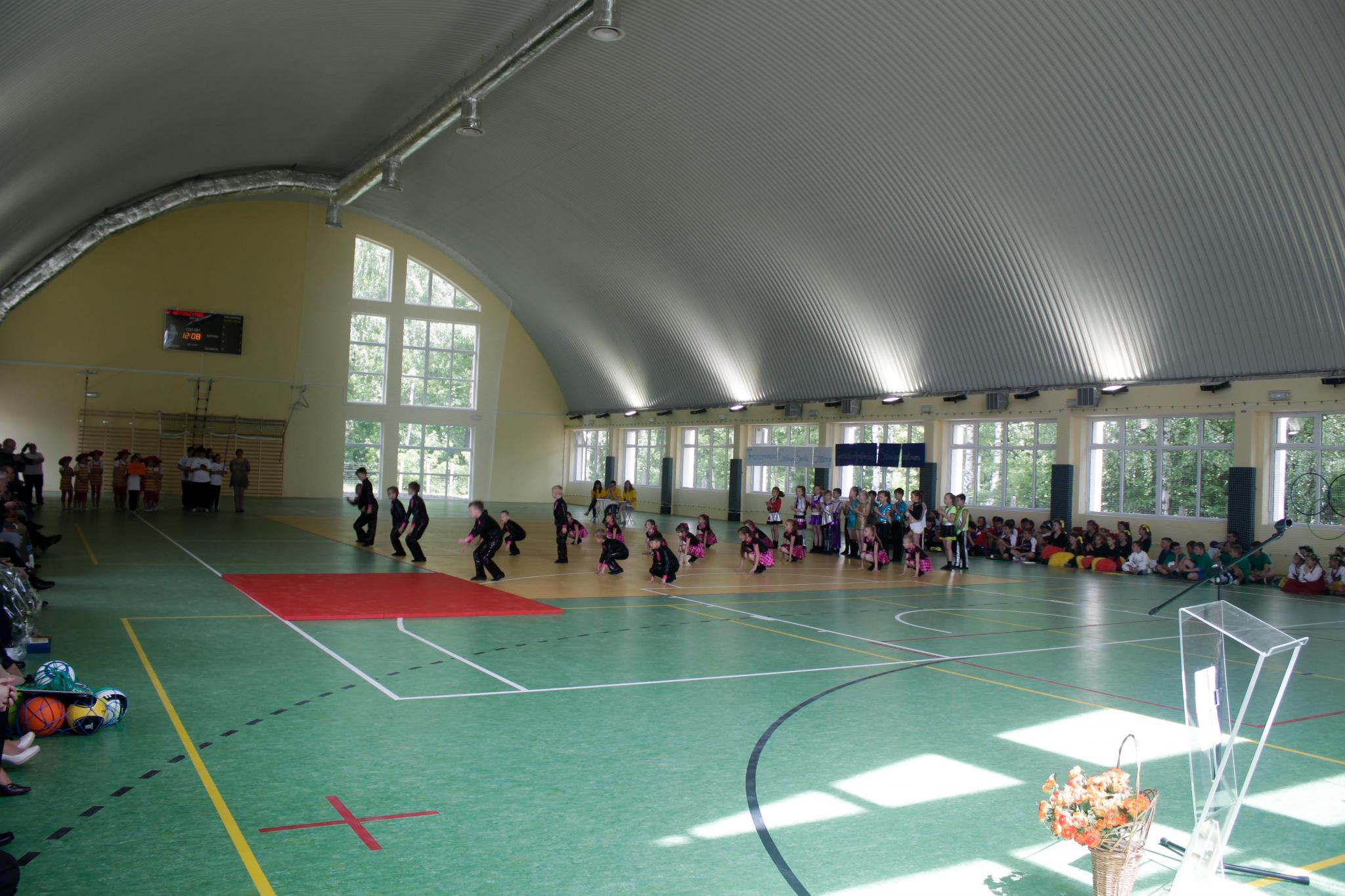 Montaż Nagłośnienia w hali sportowej sali gimnastycznej lubuskie dolnośląskie wielkopolskie poznań warszawa wrocław zielona góra małopolskie kraków