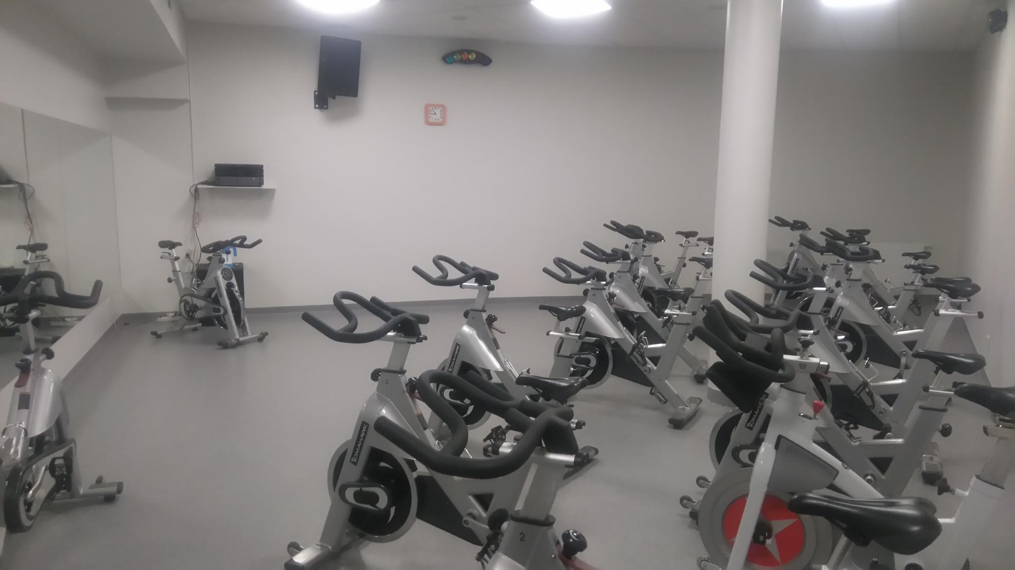 Nagłośnienie klubu fitness Zielona Góra