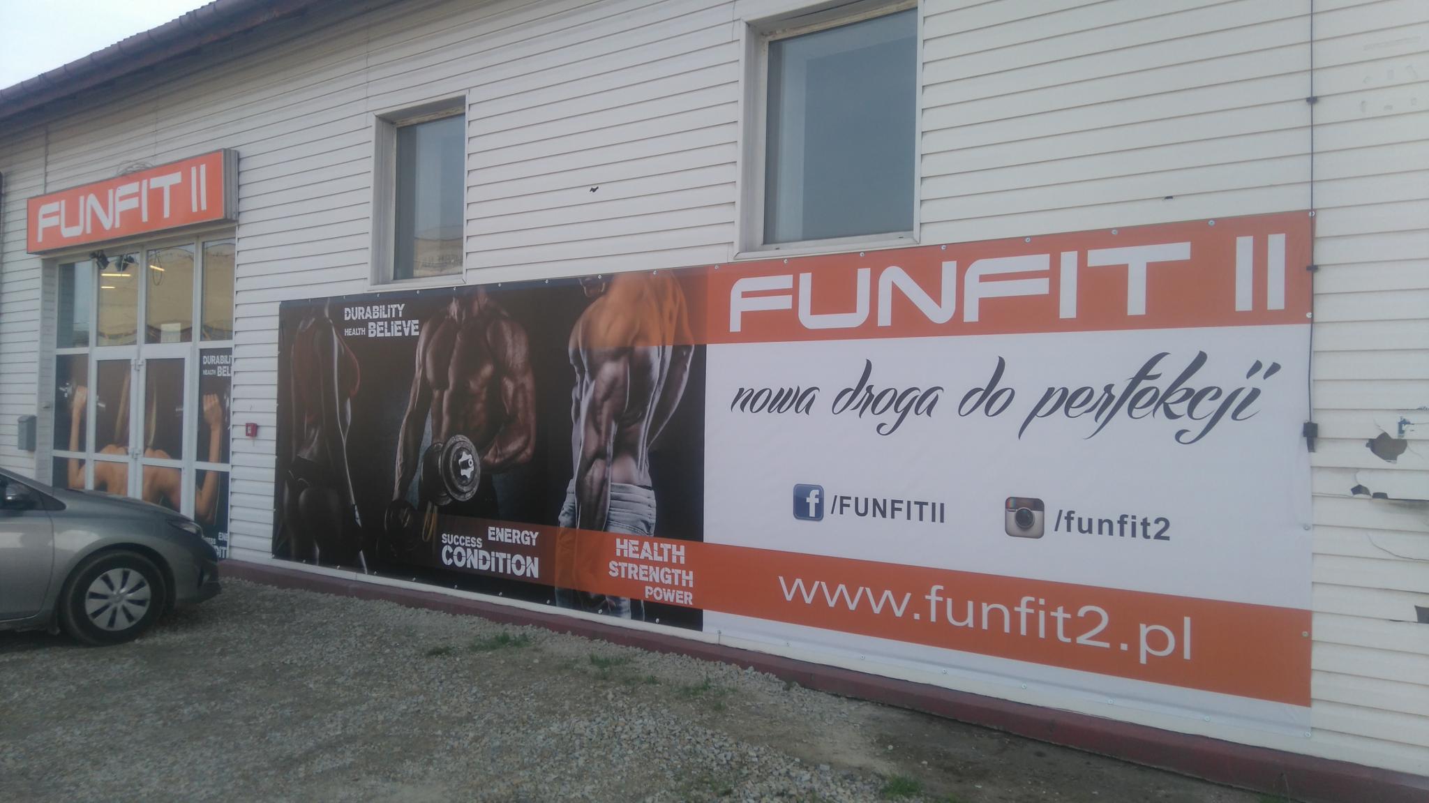 Montaż systemu nagłośnieniowego w klubie fitness Funfit II w Oleśnicy