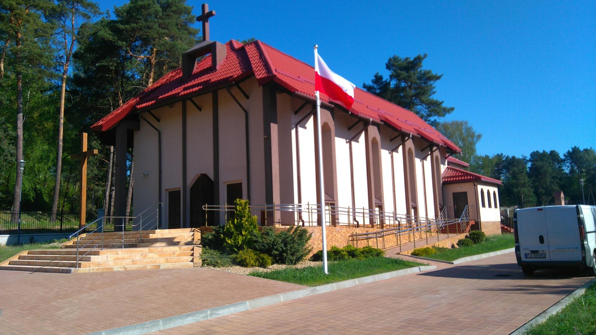 Modernizacja nagłośnienia w Kościele Garnizonowym w Złocieńcu