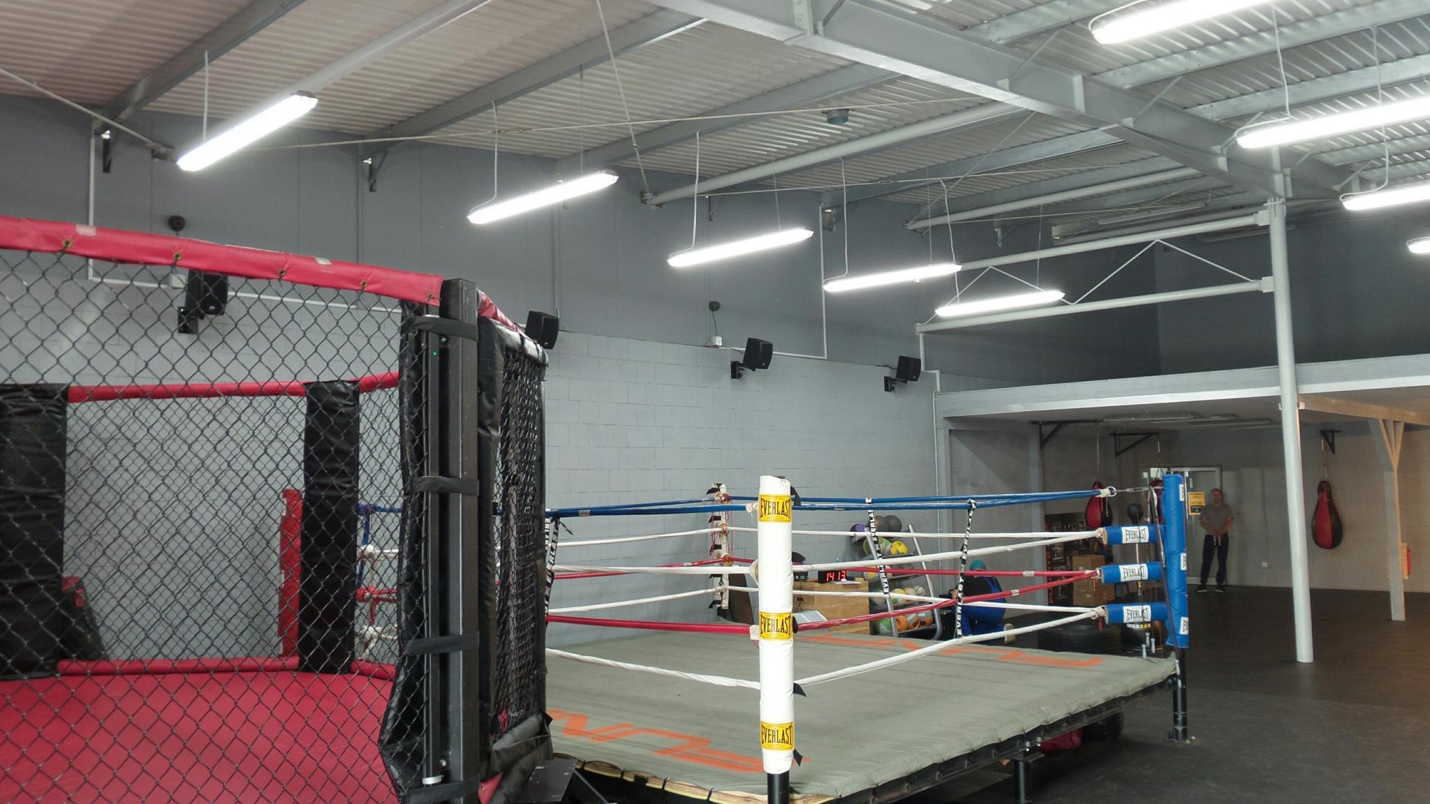 Dostawa i montaż nagłośnienia w klubie fitness FUNFIT II w Zielonej Górze