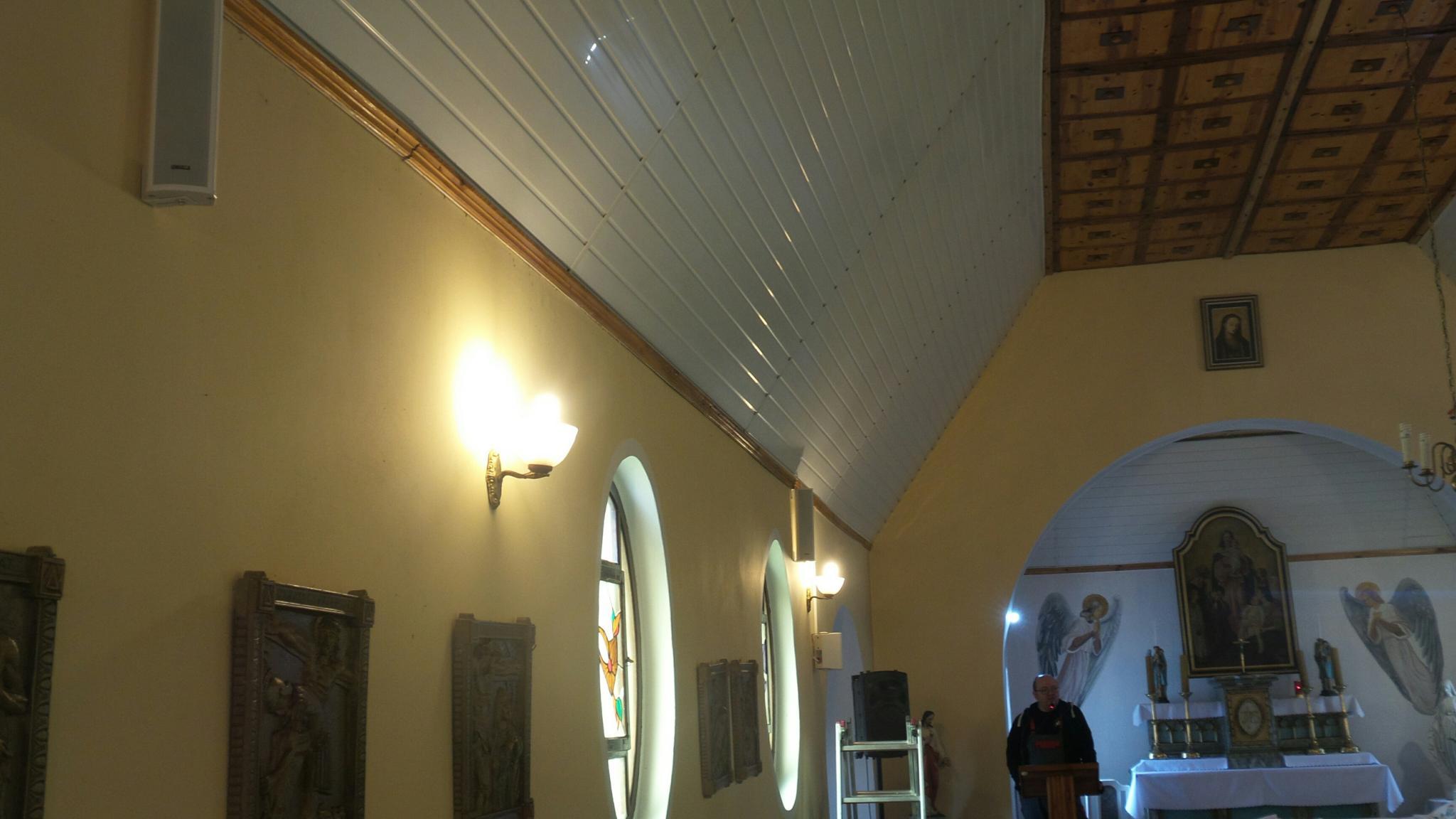 Nagłośnienie Kościołów, nagłośnienie obiektów sakralnych