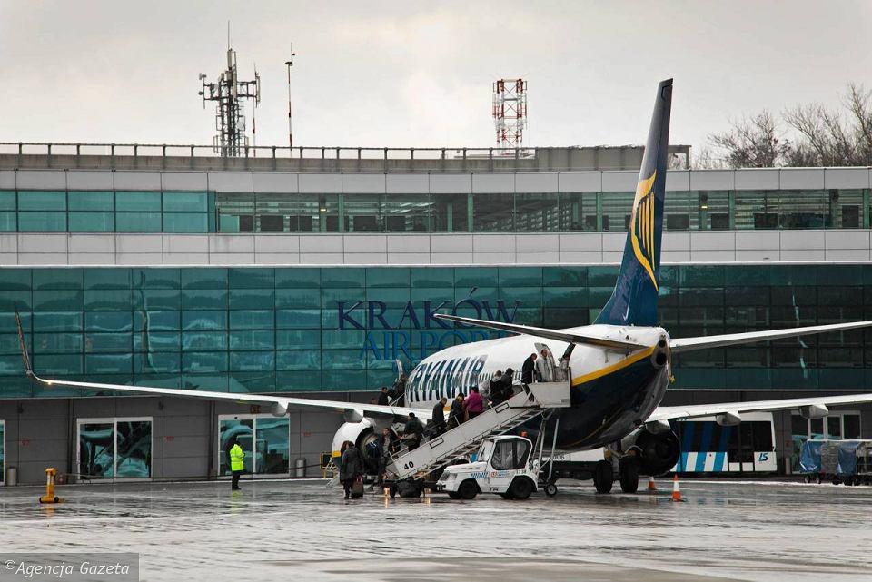 Pętla indukcyjna Lotnisko Kraków-Balice