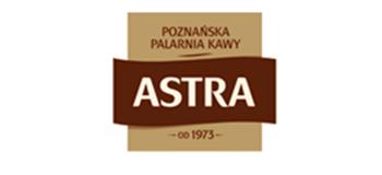 Palarnia Kawy Astra logo